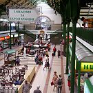Hali - City market of Sofia by tonymm6491