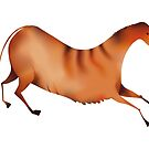 Horse a la Altamira by siloto