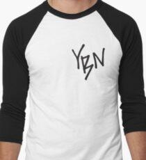 YBN Men's Baseball ¾ T-Shirt