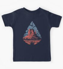 Monument Valley Kids Tee