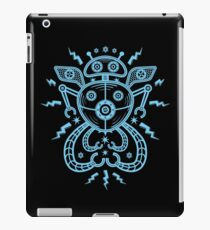 Star Catcher 2000 (Blue) iPad Case/Skin