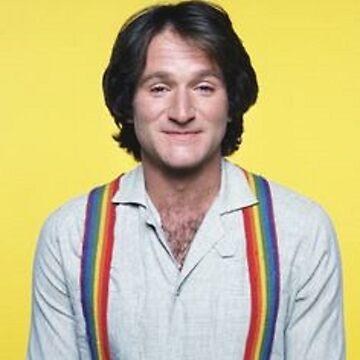 Robin Williams by romeobravado