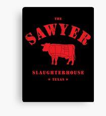 Sawyer Slaughterhouse Canvas Print