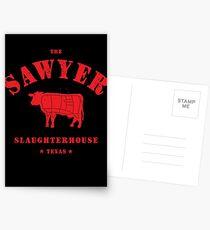 Sawyer Slaughterhouse Postcards