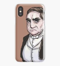 This good old grumpy Charles Carson iPhone Case/Skin