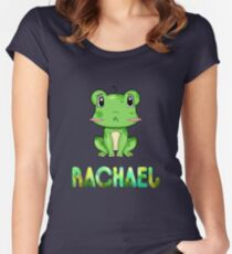 Rachael Frog Women's Fitted Scoop T-Shirt