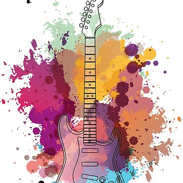 Strato Color Digital Art by sventshirts