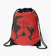 Bison Drawstring Bag