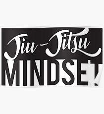 Jiu-Jitsu Mindset Poster