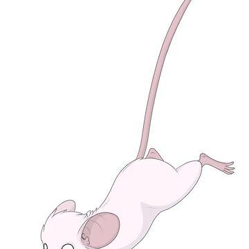 Run Little Mouse! by Cynn-Lokai