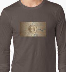 Bitcoins  Long Sleeve T-Shirt