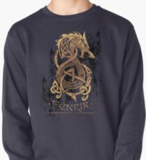 Fenrir: The Nordic Monster Wolf Pullover