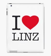 I ♥ LINZ iPad Case/Skin