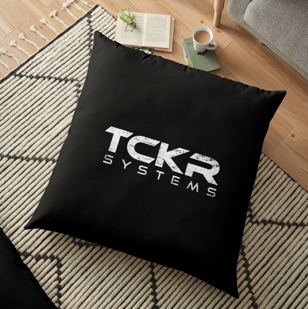 TCKR Systems Floor Pillow