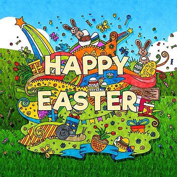 Happy Easter by idollisimo