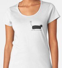 Couple cats Women's Premium T-Shirt