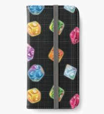 Dungeon Master Dice iPhone Wallet/Case/Skin