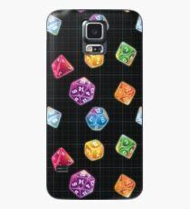 Funda/vinilo para Samsung Galaxy Dungeon Master Dice