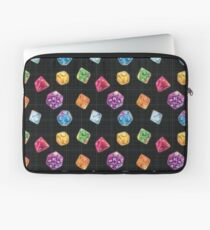 Dungeon Master Dice Laptop Sleeve