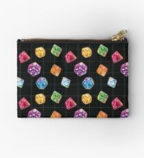 Dungeon Master Dice Zipper Pouch
