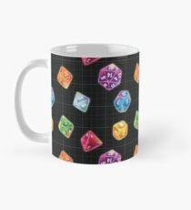 Dungeon Master Dice Classic Mug