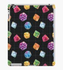 Dungeon Master Dice iPad Case/Skin