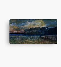 Tuggerah Lake Canvas Print