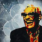 Ray Charles by Douglas Hunt