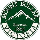 Skiing Mount Buller Victoria Australia Hiking Climbing by MyHandmadeSigns
