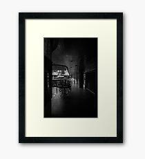 Evocative Spaces Framed Print