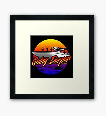 Fishing Framed Print