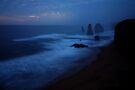 The Twelve Apostles, Dusk, Great Ocean Road, Australia by Michael Boniwell