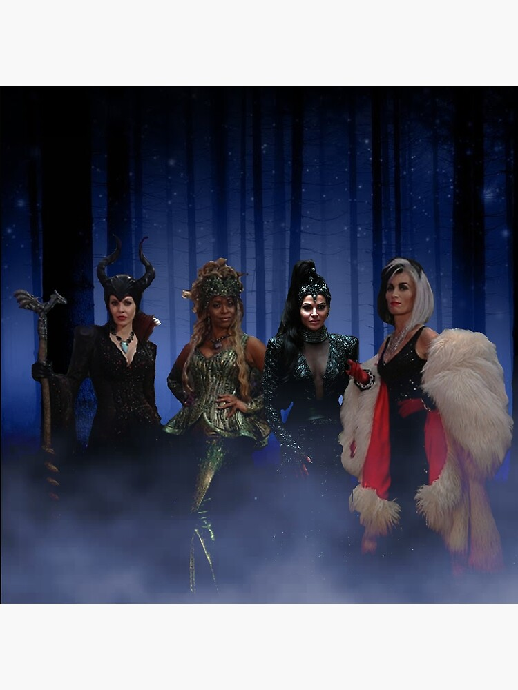 Reinas De La Oscuridad Bolsa De Tela