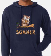 Sommer Owl Lightweight Hoodie