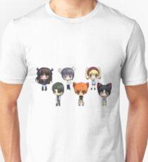 Fruits Basket Chibi Anime Unisex T-Shirt