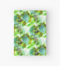 Wacky Broccoli Hardcover Journal