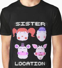 Sister Location Gang Graphic T-Shirt