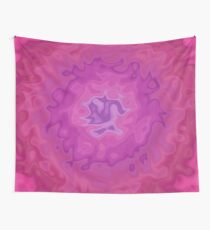 Sunny Rose (Tie Dye) Wall Tapestry