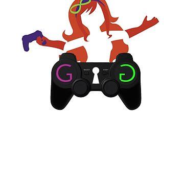 #GamerGate (White) by MagicalFish