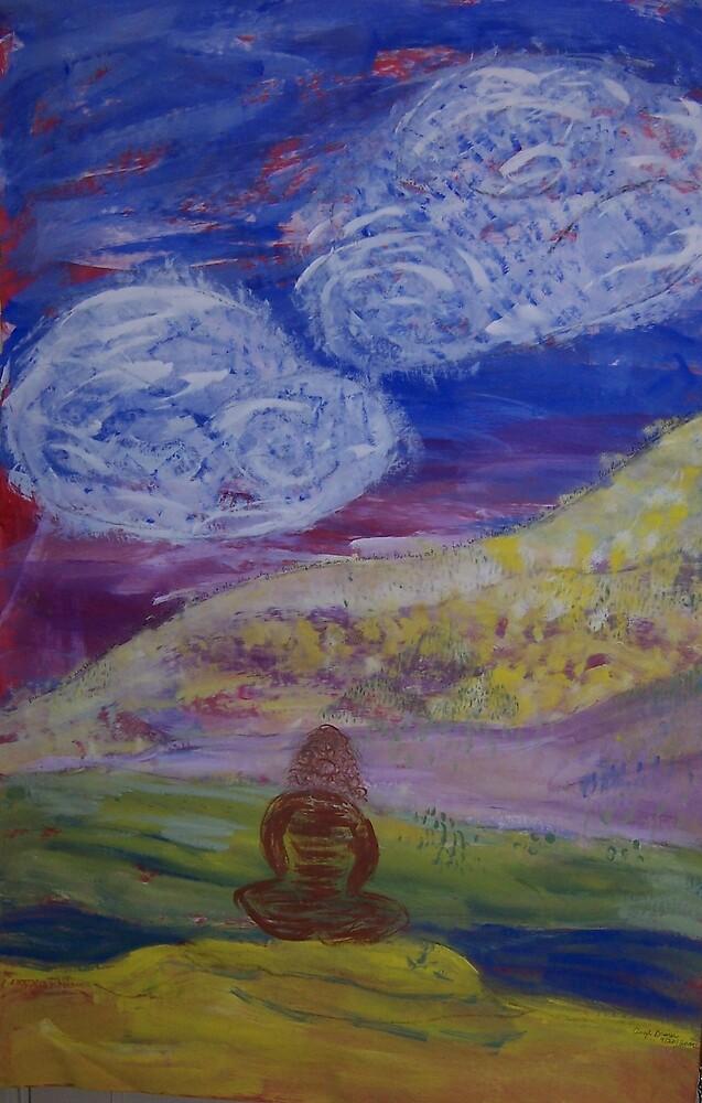 Meditation by Angel Craddock