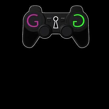 #GamerGate (Black) by MagicalFish
