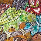 Amazonia by Lynnette Shelley
