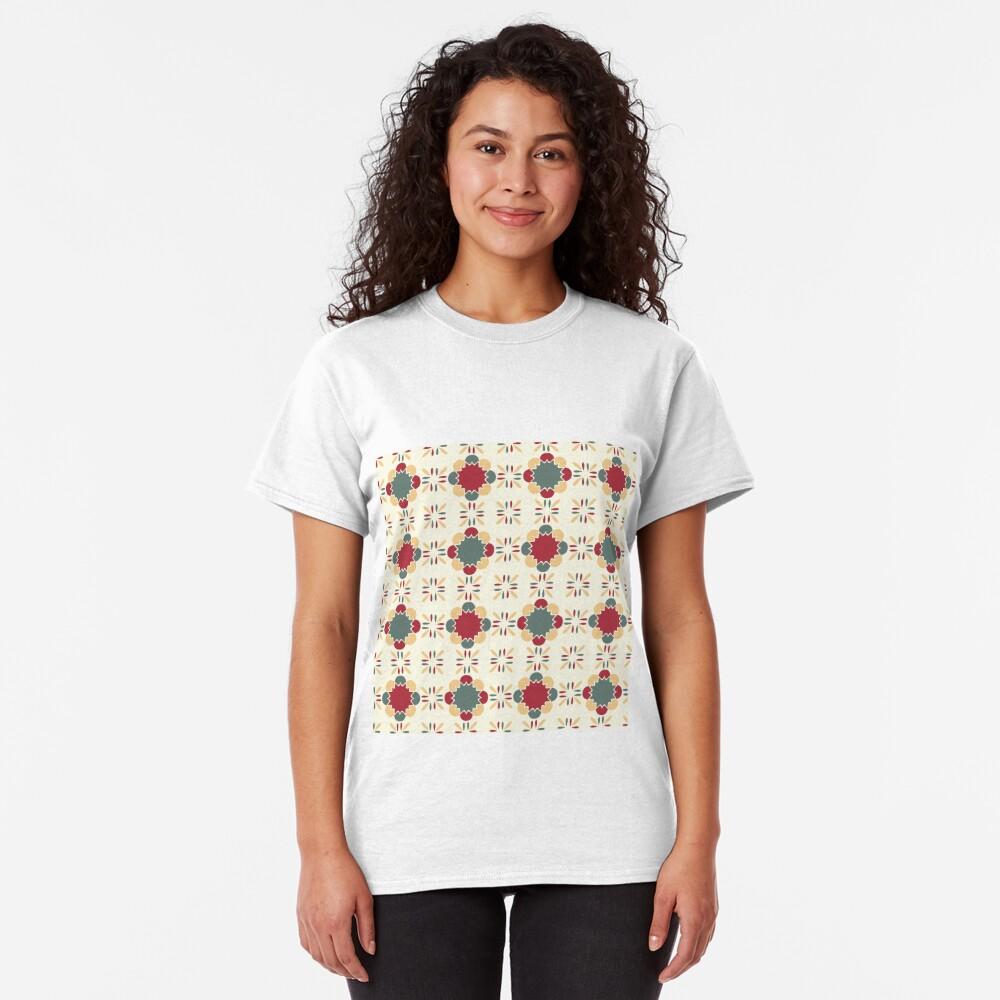 Póvoa Tile  Classic T-Shirt