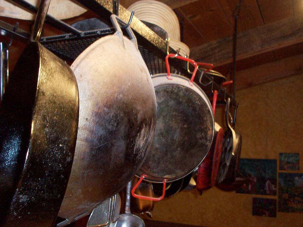pots + Pans by Jessica Leavitt