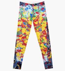 Jackson Pollock Pint Leggings