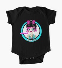 Princess Derby Doll One Piece - Short Sleeve