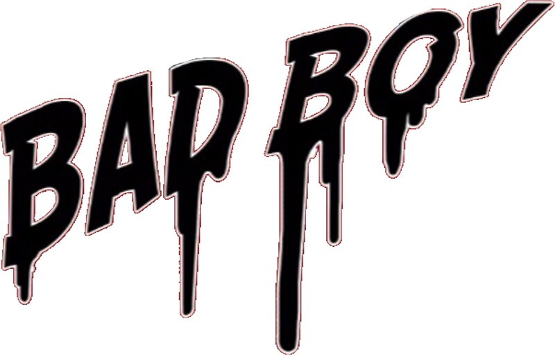 quotred velvet the perfect velvet bad boy logoquot stickers by