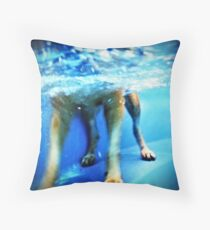 Paddle  Throw Pillow