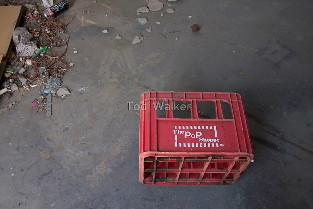 thats just crate by Tod  Walker