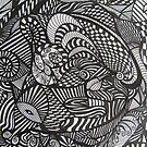 Zentangles by Rosemovie